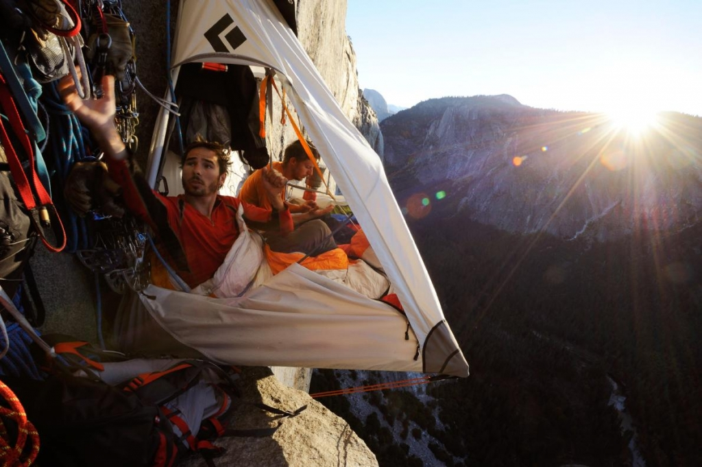 PHOTOGRAPH BY JIMMY CHIN, NATIONAL GEOGRAPHIC CREATIVE