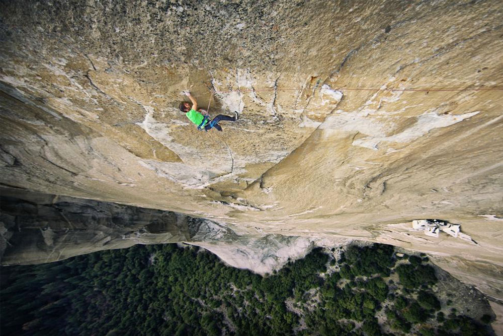 The Free Climb of Yosemite's Dawn Wall Teaches Us A Lesson in Committing to the Unknown