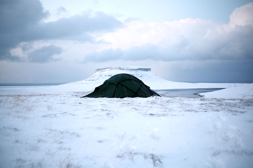So You Want To Go Camping In Iceland In Winter?