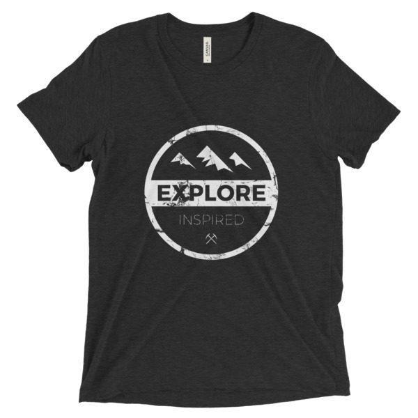 Explore Inspired Unisex Logo Tee