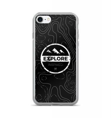 Topographic Logo iPhone 7/7 Plus Case