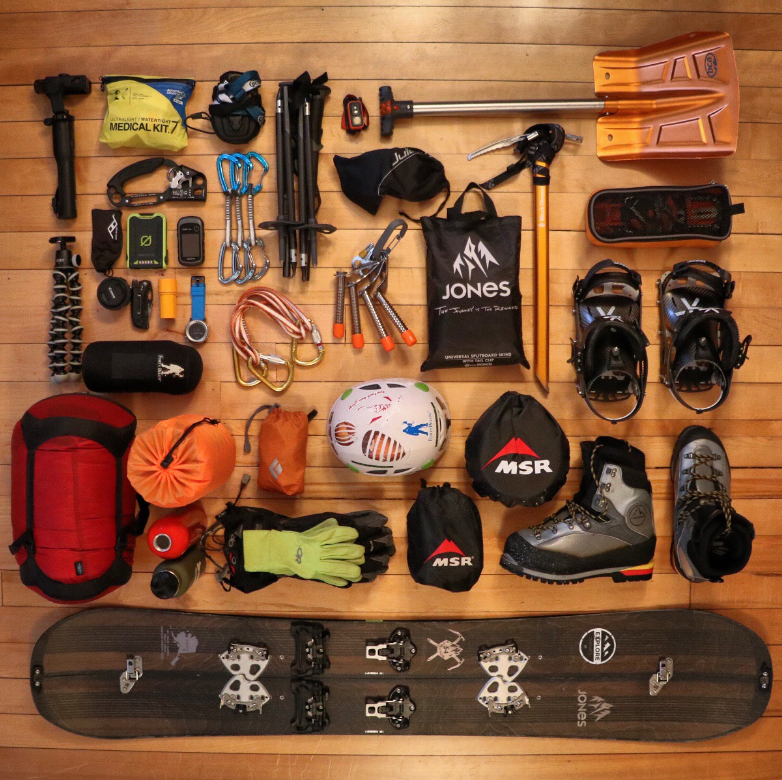 All the Gear I Packed for a Splitboard Adventure in New York's High Peaks