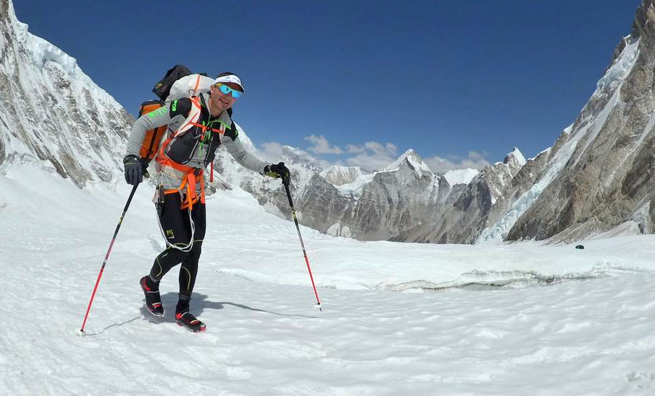 """Swiss Machine"" Ueli Steck Dies While Acclimatizing for Everest Ascent"