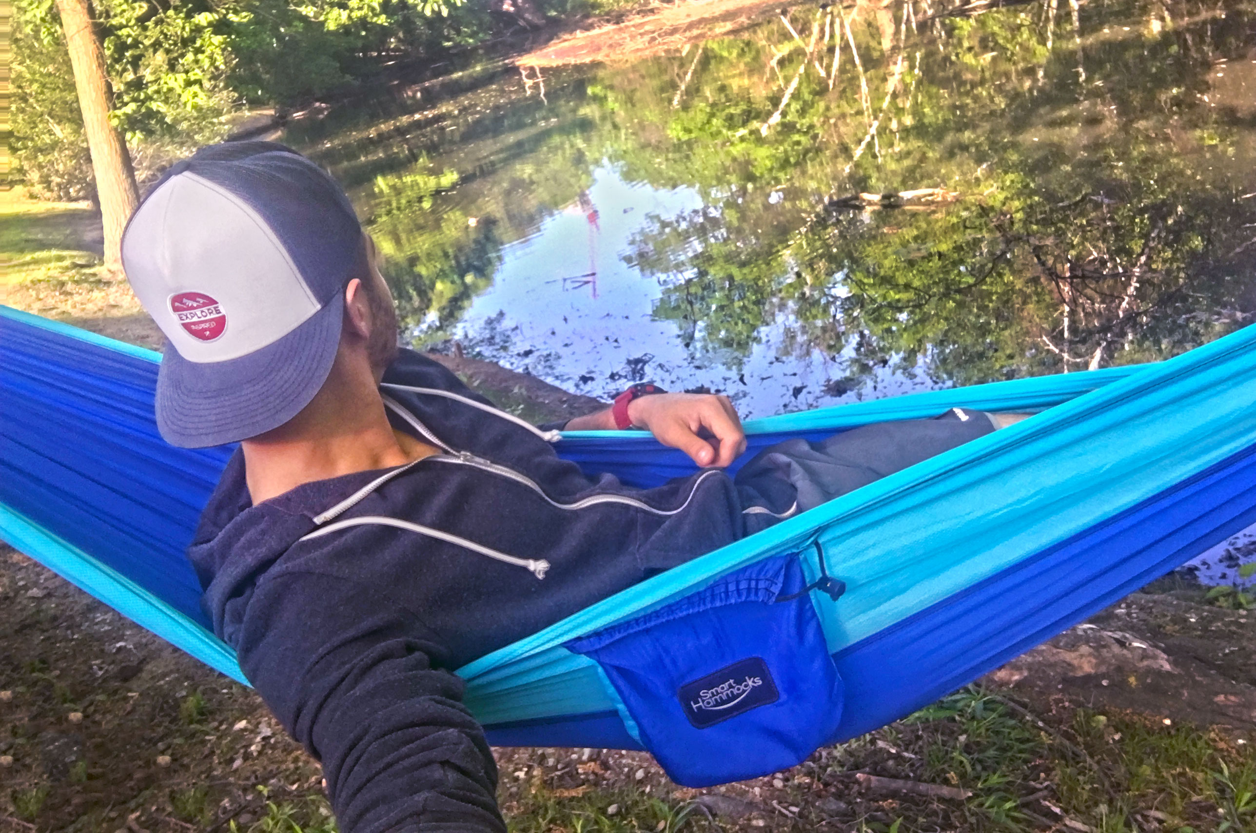 3 Reason to Relax and How the Smart Hammocks Camp Hammock Helped Me Out
