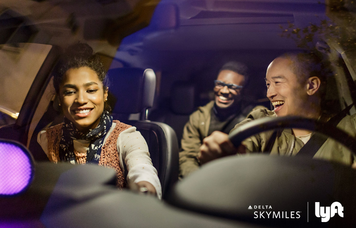 Delta Partnership with Lyft Means You Can Earn Skymiles on Every Ride