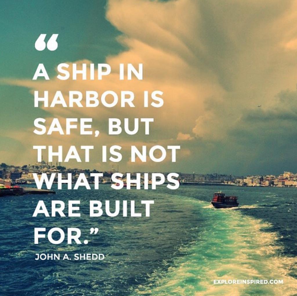 Ship Quotes 10 Inspiring Travel Quotes To Get You Off Your Ass