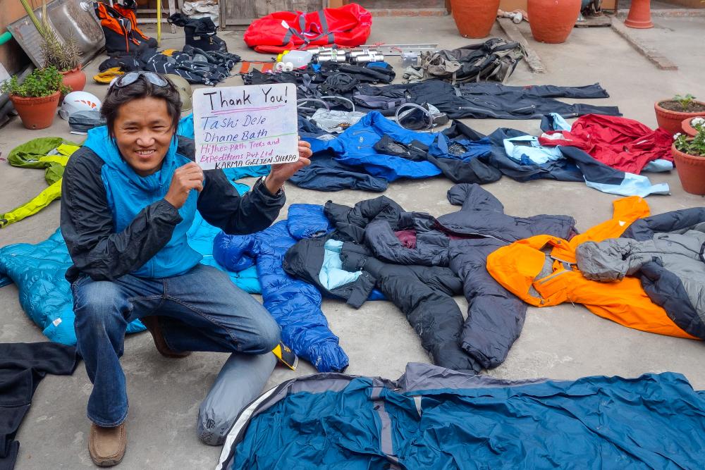 Karma Project #GivingTuesday