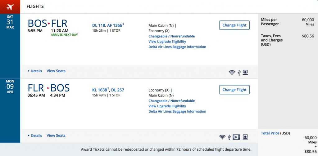 Limited Time Offer: Earn 70k Skymiles with the Delta Platinum AMEX